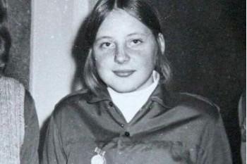 Как выглядела Ангела Меркель в молодости