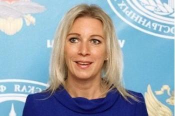 Представитель МИД РФ Мария Захарова в повседневной жизни