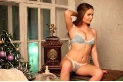 Юлия Михалкова из «Уральских пельменей» в журнале «Максим