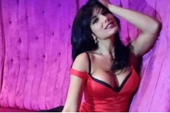 Ольга Романовская ведущая Ревизорро реклама для глянца