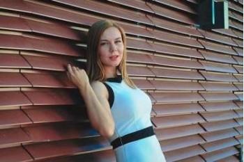 Фотосессия Стефания-Марьяна Гурская для глянца