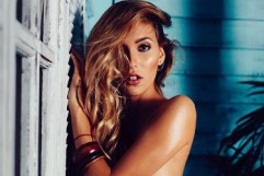 Регина Тодоренко снялась для журнала «Максим» (февраль 2016)
