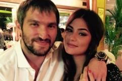 Александр Овечкин женился на Анастасии Шубской - фото Instagram
