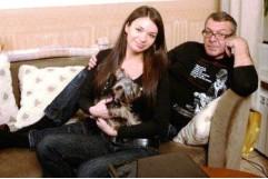 Елена Романова - жена Андрея Урганта: совместное фото