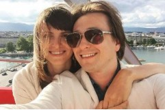 Сергей Безруков женился на Анне Матисон