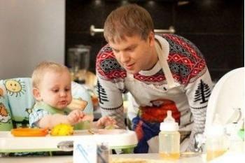 Иван, сын Сергея Светлакова и Антонины Чеботаревой
