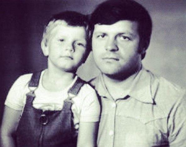 фото с папой