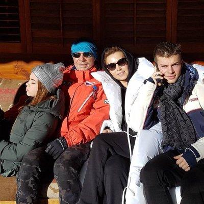 отдых на лыжах