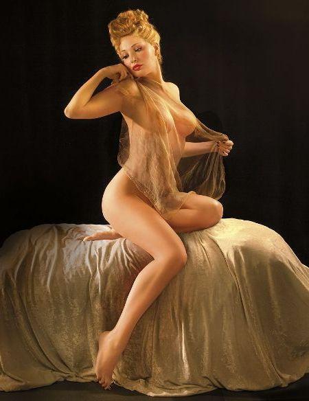 фото голая мария максакова