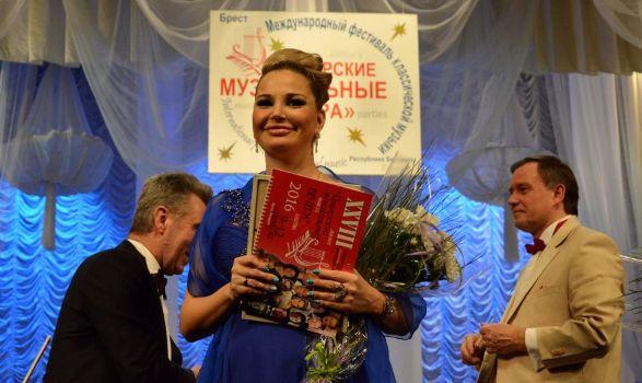 на премии оперы