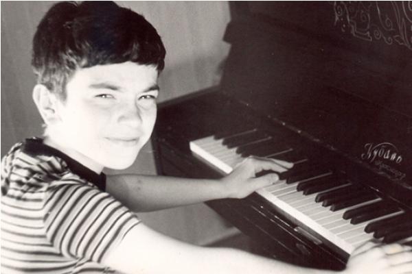 школьное пианино