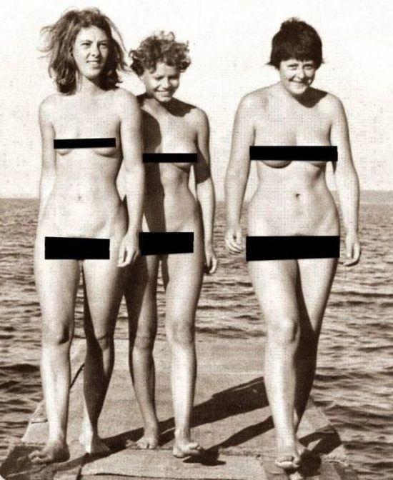 меркель на пляже