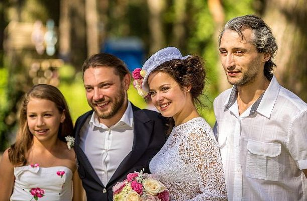 свадьба медведевой