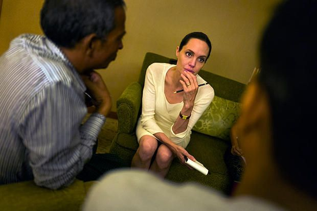 разговор с журналистами
