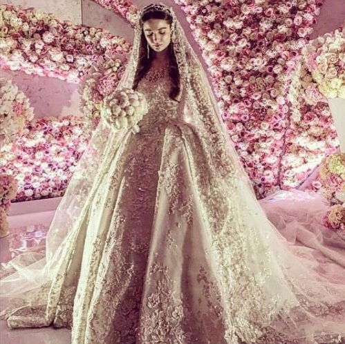 дочь на свадьбе